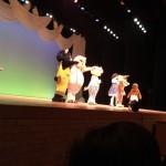 人形劇を観に行ってきました