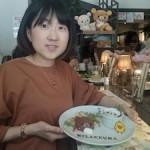 大阪リラックマカフェで癒されました★